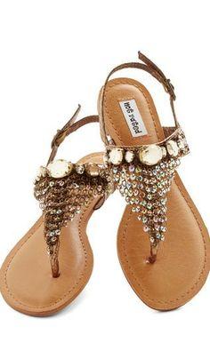 sandals....