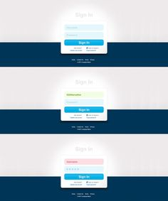 30 Login Forms with Creative Design - Speckyboy Design Magazine