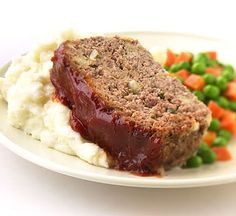 the best meatloaf ever (in my humble opinion)  Make a few extra and freeze them, you won't be sorry,