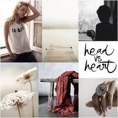 Moodboard | Head vs heart by Pure Style interieur l styling