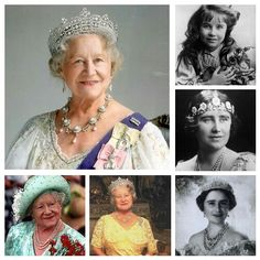 misstahuna:  Elizabeth Angela Marguerite Bowes-Lyon, Honorable and then Lady Elizabeth, Duchess of York, Queen Consort Elizabeth, Queen Elizabeth the Queen Mother b. August 4, 1900 d. March 30, 2002