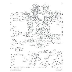dot to dots to 500 - bing images | zahlenbilder | pinterest | versteckte bilder, punkte