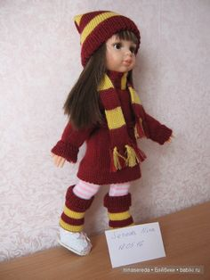 Одежда для куклы Паола Рейна / Одежда для кукол / Шопик. Продать купить куклу / Бэйбики. Куклы фото. Одежда для кукол