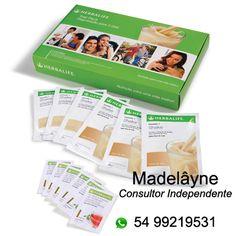 Trial Pack é uma degustação de produtos Herbalife para três ou seis dias.