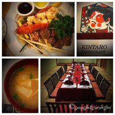 Kintaro Japanese Restaurant in Kapaa, Kauai