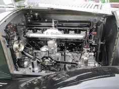 1931 Rolls Royce Phantum ll Continental engine