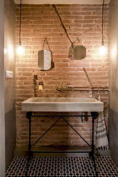 Style industriel pour un appartement espagnol - PLANETE DECO a homes world