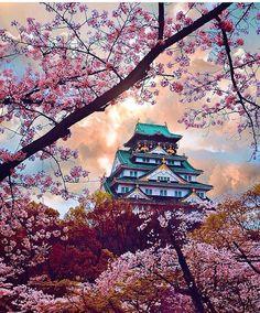 Osaka, Japan.