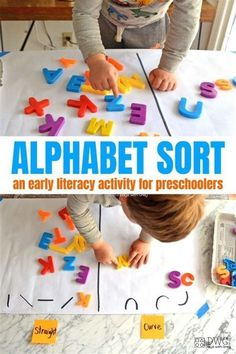 Pin By Maria Garcia On Vocales   Alphabet Activities Toddler Learning Activities, Preschool Learning Activities, Alphabet Activities For Preschoolers, Indoor Activities, Summer Activities, Morning Activities, Toddler Games, Preschool Class, Letter Activities