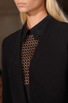 Victoria Beckham S/S13 | Minimal + Chic | @CO DE + / F_ORM