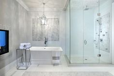 New construction by House of Design traditional-bathroom