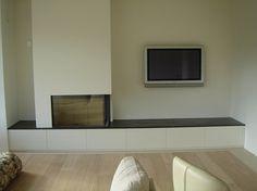 haardmeubel meubel op maat met blad van natuursteen