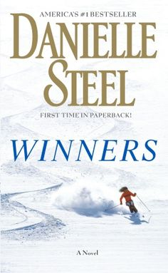 Winners by Danielle Steel comes in at #3 for most checked out books (so far) of 2014 at our library.