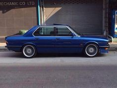 BMW E28 Alpina. Click here to find more cool wallpapers - www.topkartinki.com - http://goo.gl/V9IQTy