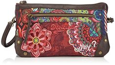 Desigual Dorothea Seduccio Cross Body Bag, Boiler Red, One Size -- Check this awesome product by going to the link at the image.