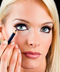 3 Makeup Tips For Big Eyes