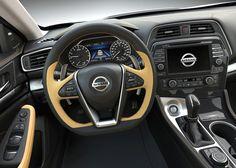 2016 Nissan Maxima - Release Date 2016