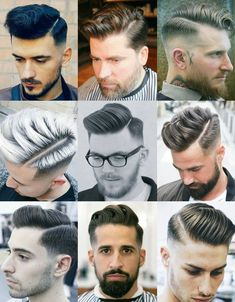 Medium Length Long Side Parting Hairstyles | 1940's Hair | Side Part Haircut
