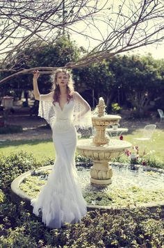 12 Jaw Dropping Wedding Dresses from Meital Zano Hareli