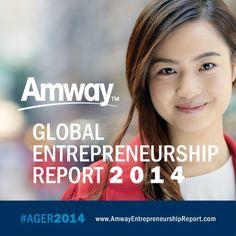 Según La Encuesta AGER De Amway, Emprender Un Negocio Propio Te Hace Sentir Realizado Y Libre.
