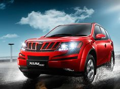 Make way for the new predator in town. Mahindra XUV500 is styled with bold looks and brimmed using advanced technology. Its premium interiors give it new looks. It's static bending projector headlamps will make it difficult to take your look away.  To know more about MahindraXUV500 visit Mahindra online.