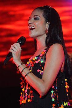 LIMA VAGA: FOTOS: Así fue el concierto de Natalia Jiménez en ...