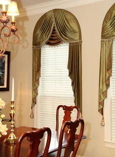 Drapery Design By Mary Allen Yelverton Of Star Furniture 16666 Barker Springs Road Houston