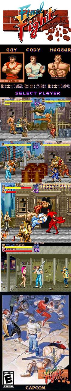 #RetroGamer #Arcade classic #FinalFight still finds ways to make you want to keep playing! http://www.levelgamingground.com/final-fight-review.html