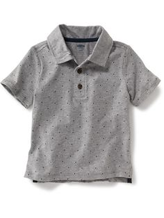Printed Polo Shirt for Baby Product Image