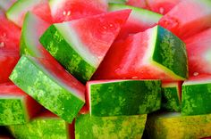 Juicy watermelon <3