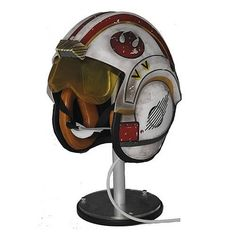 eFx Star Wars Episode IV A New Hope Luke Skywalker X-Wing Pilot Helmet Limited Edition @ niftywarehouse.com