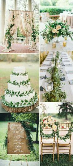 Tips en color verde olivo