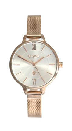 Are you interested in our Watch Fashion Classic metal ? With our Vintage Mesh watch Ladies you need look no further. Stainless Steel Mesh, Watch Box, Gold Watch, Bracelet Watch, Owl, Rose Gold, Watches, Accessories, Jewelry