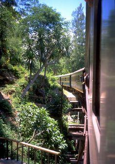 Exploring Kanchanaburi by train