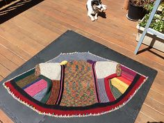 Ravelry: dogyarnchocolate's Penguono. Pattern by Stephen West