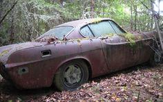 Reader Find: 1970 Volvo P1800 - http://www.barnfinds.com/reader-find-1970-volvo-p1800/