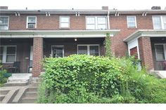 Want to see this home? enter from the front porch into a large living room with beautiful hardwo. Pittsburgh Pa, Garage Doors, The Originals, World, Outdoor Decor, Plants, Home Decor, Decoration Home, Room Decor