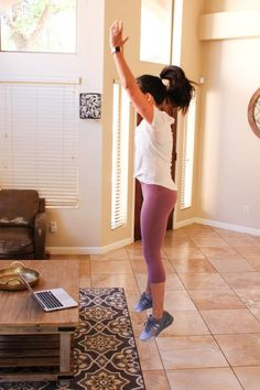 My tips and thoughts on the online workout program, Les Mills On Demand. It's been an easy and effective way to workout at home. At Home Workouts For Women, Workout Routines For Beginners, Home Exercise Routines, Leg Routine, Full Body Workout Routine, Killer Workouts, Fun Workouts, Body Workouts, Yin Yoga Poses