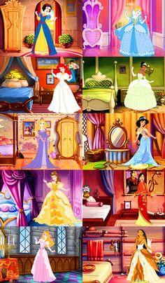 Disney Princess Fan Art: Disney Princesses