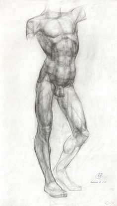 VK is the largest European social network with more than 100 million active users. Male Figure Drawing, Guy Drawing, Life Drawing, Body Anatomy, Anatomy Art, Anatomy Sketches, Art Drawings Sketches, Sketch Painting, Anatomy Reference