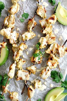 Avocado Ranch Grilled Chicken | girlversusdough.com @girlversusdough #sponsored #ad @HVRanch