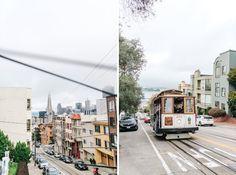 san francisco cable cars Roadtrip San Francisco - Vancouver