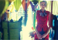 ENIKO MIHALIK BY DIEGO UCHITEL FOR ANTHROPOLOGIE