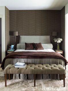 Master Bedroom  - HouseBeautiful.com