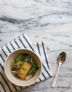 Miso Soup | 18 Soup Recipes To Try Tonight While You're Hiding From The Storm