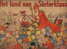Het land van Sinterklaas.