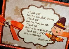 thank you god. Thanksgiving Poems, Charlie Brown Thanksgiving, Christmas Fun, Christmas Cards, Peachy Keen Stamps, Thank You God, Autumn Theme, Holidays And Events, I Card