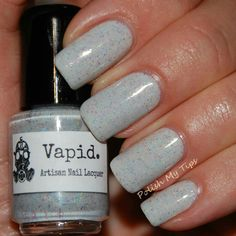 ***SOLD*** $12 Full Size, not mini as shown Vapid Lacquer- Unicorn Egg