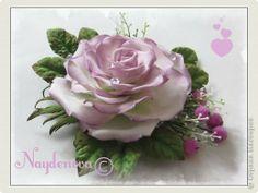 Поделка изделие Моделирование конструирование Розы из фоамирана       Фоамиран фом фото 5