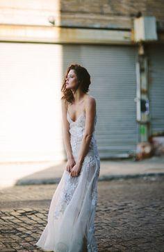 アシュリー・シンプソンも選んだ♡『ホートン・ブライド』のウェデングドレスは凛として美しい*にて紹介している画像